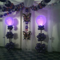 Photo taken at LA Balloons by Gail F. on 12/12/2012