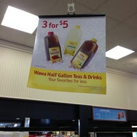 Photo taken at Wawa by David R. on 1/27/2013