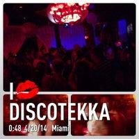 Photo taken at Discotekka by 'Mark's List Mark .. on 4/20/2014