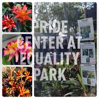 Photo taken at Pride Center at Equality Park by 'Mark's List Mark .. on 3/15/2014