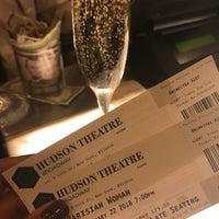 Foto tirada no(a) Hudson Theatre por bhimtastic em 2/22/2018