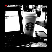 Photo taken at Starbucks by Julia V. on 3/14/2013
