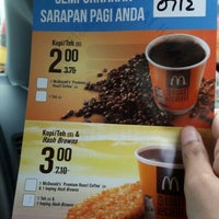 Photo taken at McDonald's by Nurul A. on 10/24/2016