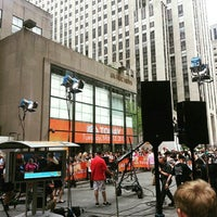 Photo taken at NBC News by Marisol G. on 6/14/2015