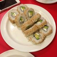 Photo taken at Obento Sushi by Arturo R. on 3/1/2013