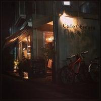12/29/2012につか な.がCafe Obscuraで撮った写真