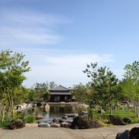 Photo taken at 帰真園旧清水邸書院 by つか な. on 5/4/2014