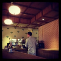 Photo taken at Café Kitsuné by つか な. on 2/15/2013