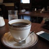 Photo taken at 喫茶ポルト by つか な. on 9/21/2014