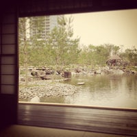 Photo taken at 帰真園旧清水邸書院 by つか な. on 6/9/2013