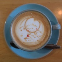 Photo taken at café uwaito by つか な. on 5/6/2017
