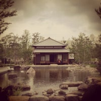 Photo taken at 帰真園旧清水邸書院 by つか な. on 6/16/2013