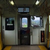 Photo taken at Obitsu Station by つか な. on 9/13/2015