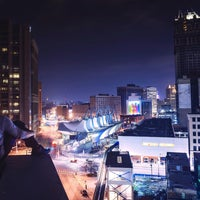 Photo taken at Downtown Detroit by MiRk™ on 12/10/2015