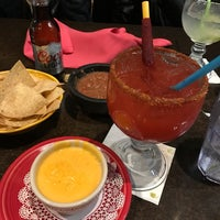 Photo taken at El Chaparral Mexican Restaurant by Carmen D. on 1/29/2017