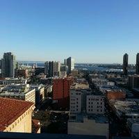 Photo taken at Kimpton Hotel Palomar San Diego by ErinMarie R. on 4/19/2013
