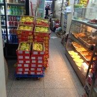Photo taken at Karachi Delhi Fast Food Centre by Nobara F. on 7/10/2014