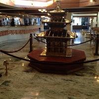 Photo taken at Taj Annapurna Hotel Kathmandu by Nobara F. on 1/1/2014