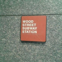 Photo taken at Port Authority Wood Street Station by Shadow C. on 6/29/2016