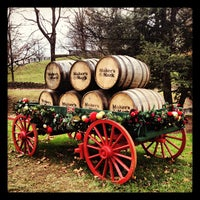 Photo taken at Maker's Mark Distillery by Douglas P. on 11/26/2012