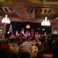 Photo taken at The Saint Paul Hotel by Michelle O. on 12/22/2012