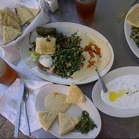Photo taken at Mediterranean Chef by Oktober S. on 10/5/2012