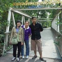 Photo taken at ลานหินโค้ง สวนรถไฟ by Toei Indy L. on 12/13/2013