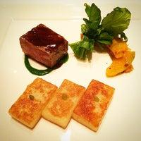 Photo taken at Chef Mavro Restaurant by Kenton W. on 12/14/2014