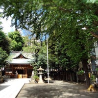 Photo taken at 大塚天祖神社 by motohide on 10/4/2012
