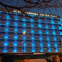 Photo taken at Hotel Córdoba Center by Mherrerovelasco on 4/3/2013