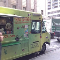 Photo taken at Comme Ci Comme Ça - Chef Samir Truck by Jaspreet B. on 1/29/2013
