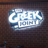 Photo taken at The Greek Joint by John L. on 9/23/2014