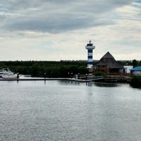 Photo taken at Isla cortes by Antonio C. on 12/27/2014