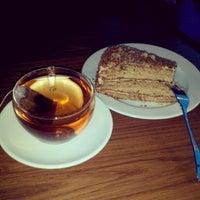 Photo taken at Pilsner Urquell Original Restaurant by Владислав К. on 1/7/2013