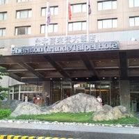 Photo taken at Sheraton Grande Taipei Hotel by Shahrul M. on 3/23/2013