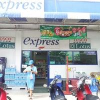 Photo taken at Lotus Express by BirD #. on 10/24/2012