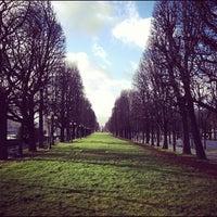 Foto tirada no(a) Jardins des Champs-Élysées por Diane F. em 12/25/2012