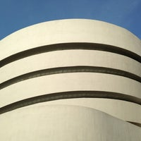 Photo taken at Solomon R Guggenheim Museum by Frank H. on 6/22/2013