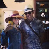 Photo taken at Goorin Bros. Hat Shop Magazine St. by @sloane on 4/13/2013