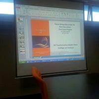 Photo taken at Meeting Room Al Rahim by suhairisue on 10/18/2012