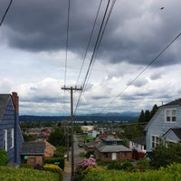 Photo taken at Beacon Hill Neighborhood by Michael G. on 5/24/2014