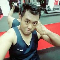 Photo taken at muang thai fitness by Thodsaphon H. on 8/20/2015