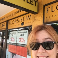 Photo taken at Florsheim Factory Outlet by Kristine H. on 10/30/2015