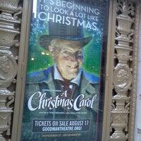 Photo taken at Goodman Theatre by Bob K. on 10/29/2012
