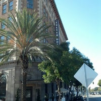 Photo taken at Culver Hotel by lucas p. on 1/5/2013
