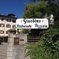 Photo taken at Ristorante Il Giardino by Franco M. on 2/4/2015
