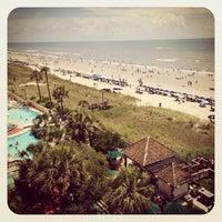 Photo taken at By Da Beach by Brian C. on 8/4/2013