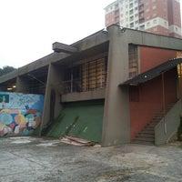Photo taken at Escola Estadual Professora Lais Amaral Vicente by Fábio S. on 7/30/2013