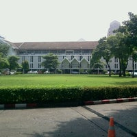 Photo taken at Chulalongkorn Business School by Suwit S. on 9/27/2012