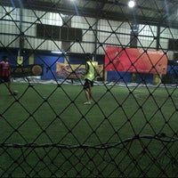 Photo taken at Champion Futsal Arena by Ayy T. on 8/26/2013